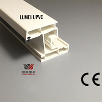 UPVC Profiles for Window with Ce Certification