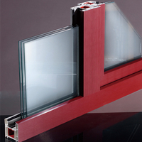 Casement High Quality UPVC Profiles Series